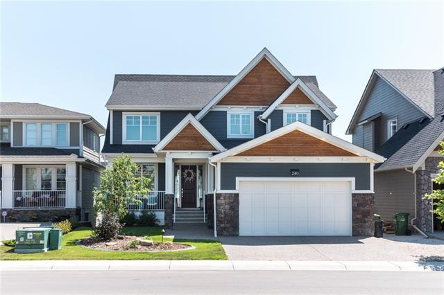 240 Coopers Park SW, Airdrie, AB T4B 3L7 (#C4226223) :: Redline Real Estate Group Inc