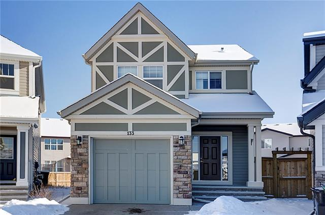133 Chaparral Valley Crescent SE, Calgary, AB T2X 0Y1 (#C4226230) :: The Cliff Stevenson Group