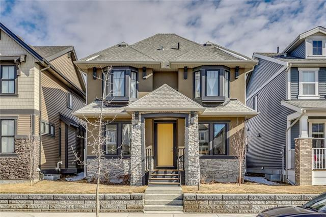 1262 Coopers Drive SW, Airdrie, AB T4B 3T6 (#C4226254) :: Redline Real Estate Group Inc