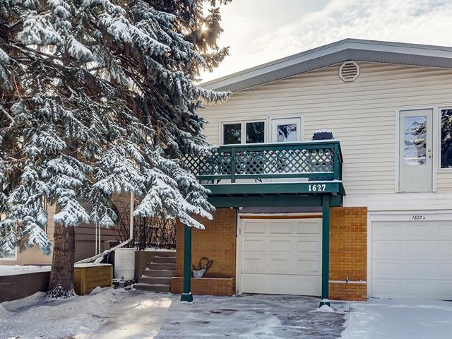 1627 24 Avenue NW, Calgary, AB T2M 1Y7 (#C4226255) :: The Cliff Stevenson Group