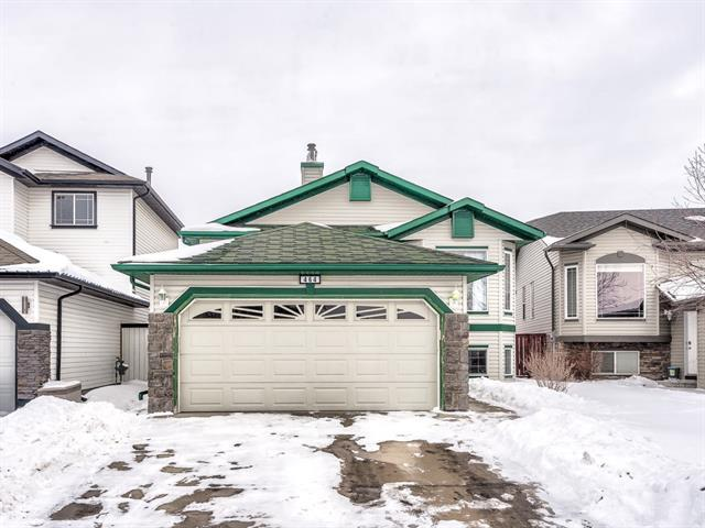 464 Stonegate Road NW, Airdrie, AB T4B 3A1 (#C4226261) :: Calgary Homefinders