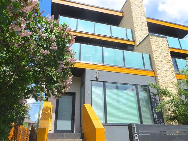 1832 34 Avenue SW #2, Calgary, AB T2T 2B8 (#C4226267) :: Redline Real Estate Group Inc