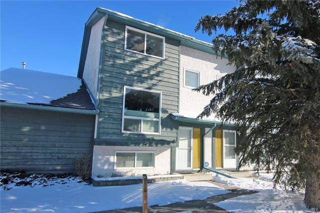 6915 Ranchview Drive NW #165, Calgary, AB T3G 1R8 (#C4226273) :: Redline Real Estate Group Inc