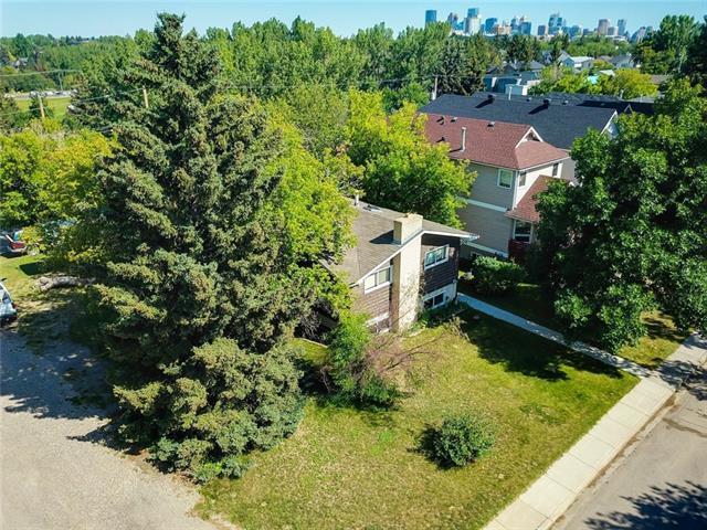 2528 16 Street NW, Calgary, AB T2M 3R2 (#C4226279) :: The Cliff Stevenson Group