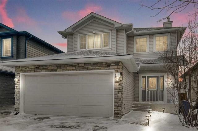 112 Stonegate Close NW, Airdrie, AB T4B 2V2 (#C4226291) :: Redline Real Estate Group Inc