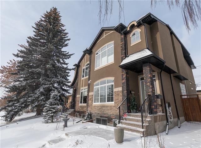 1126 17 Avenue NW, Calgary, AB T2M 0P6 (#C4226295) :: The Cliff Stevenson Group