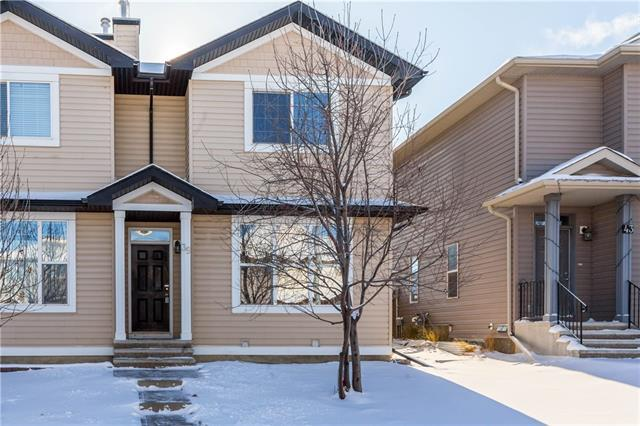 39 Covehaven Mews NE, Calgary, AB T3K 6A6 (#C4226303) :: Redline Real Estate Group Inc
