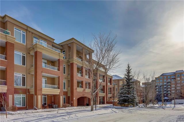 14 Hemlock Crescent SW #5403, Calgary, AB T3C 2Z1 (#C4226306) :: Redline Real Estate Group Inc