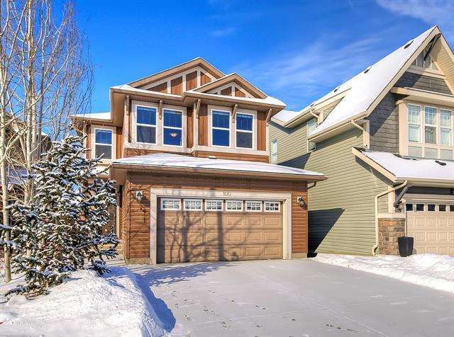 100 Auburn Glen Green SE, Calgary, AB T3M 0M7 (#C4226307) :: Redline Real Estate Group Inc