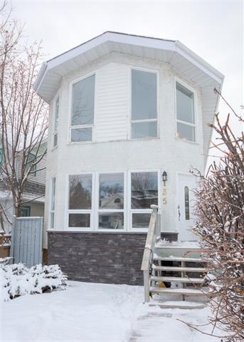 135 30 Avenue NW, Calgary, AB T2M 2N1 (#C4226315) :: Canmore & Banff