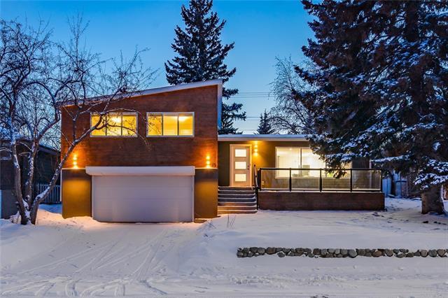 75 Chelsea Street NW, Calgary, AB T2K 1P1 (#C4226317) :: The Cliff Stevenson Group