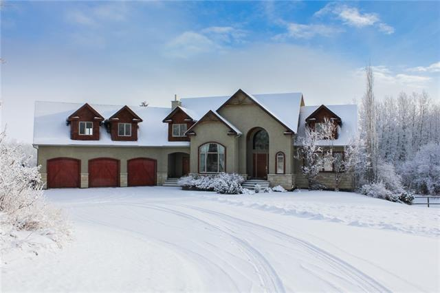 260176 Bearspaw Road, Rural Rocky View County, AB T3B 5R2 (#C4226325) :: Redline Real Estate Group Inc