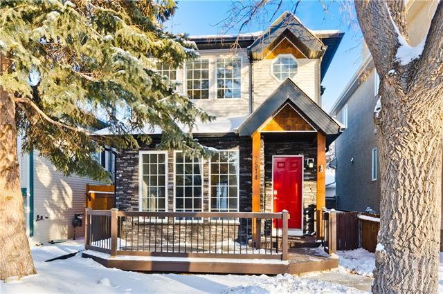 2514 17A Street NW, Calgary, AB T2M 3S6 (#C4226329) :: The Cliff Stevenson Group