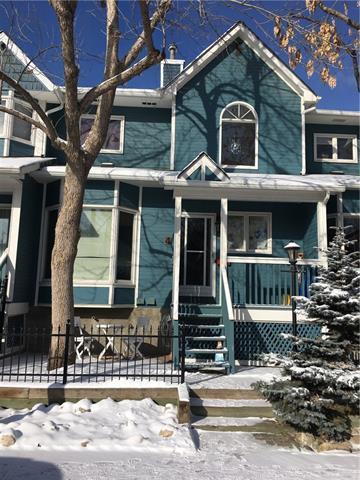 310 6 Street NW #4, Calgary, AB T2N 1R9 (#C4226351) :: Redline Real Estate Group Inc