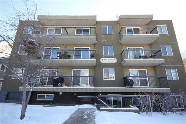 1613 11 Avenue SW #12, Calgary, AB T3C 0N3 (#C4226352) :: Redline Real Estate Group Inc