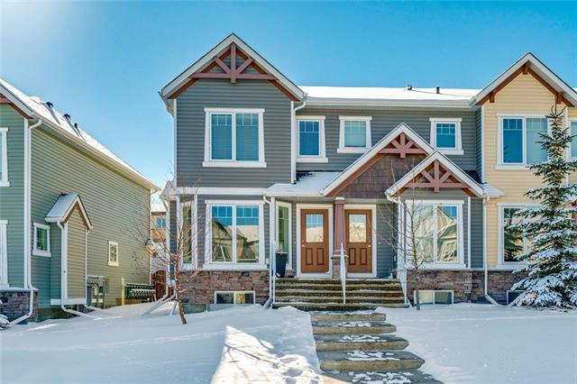 119 Aspen Hills Drive SW, Calgary, AB T3H 0P9 (#C4226374) :: Canmore & Banff