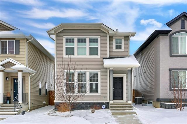 408 Cranberry Circle SE, Calgary, AB T3M 0L8 (#C4226384) :: The Cliff Stevenson Group
