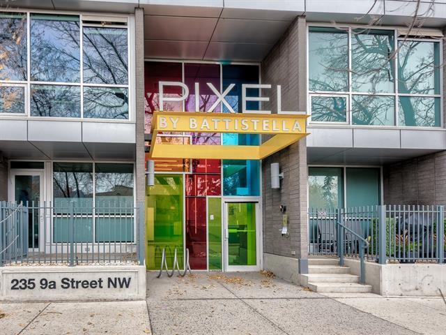 235 9A Street NW #112, Calgary, AB T2N 4H7 (#C4226398) :: Redline Real Estate Group Inc