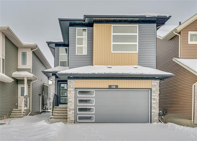 118 Corner Meadows Common NE, Calgary, AB T3N 1J7 (#C4226410) :: Canmore & Banff