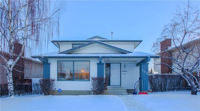 303 Woodside Circle SW, Calgary, AB T2W 3K2 (#C4226422) :: Redline Real Estate Group Inc