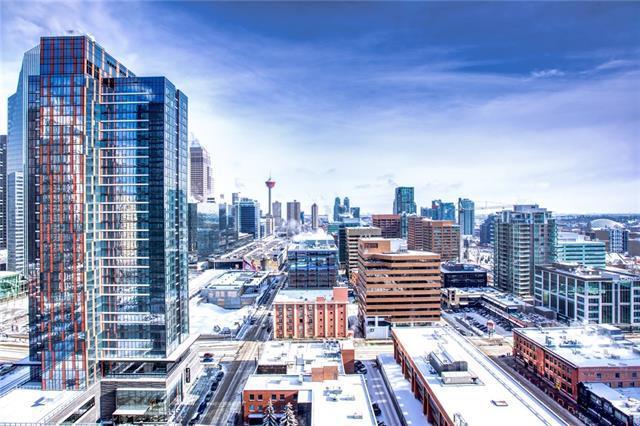 1010 6 Street SW #1907, Calgary, AB T2R 1B4 (#C4226426) :: Redline Real Estate Group Inc