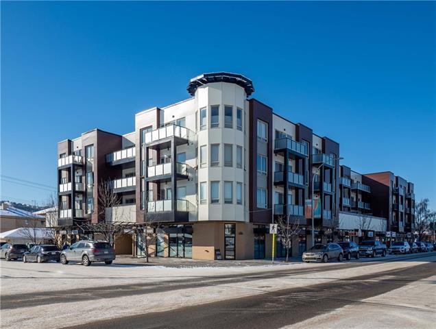 1899 45 Street NW #406, Calgary, AB T3B 0B2 (#C4226429) :: The Cliff Stevenson Group