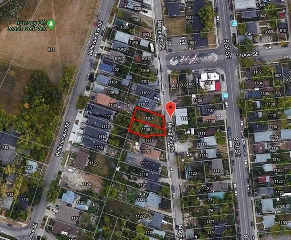 1107 Maggie Street SE, Calgary, AB T2G 4L8 (#C4226461) :: Redline Real Estate Group Inc