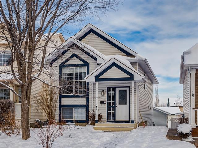 22 Hidden Spring Circle NW, Calgary, AB T3A 5H3 (#C4226462) :: Redline Real Estate Group Inc