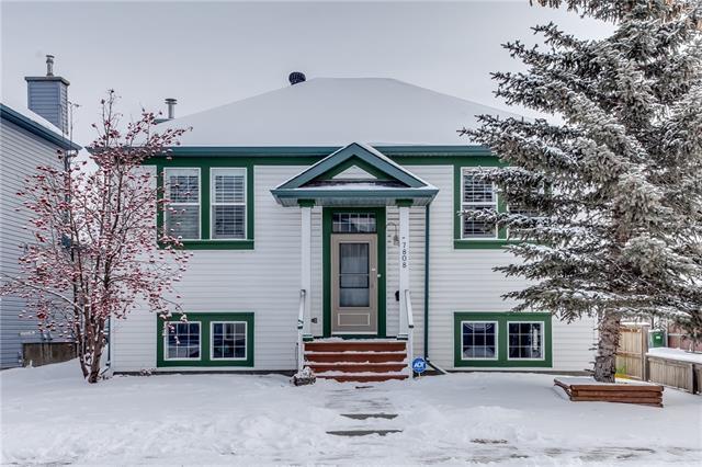 7808 Martha's Haven Park NE, Calgary, AB T3J 3X8 (#C4226467) :: Redline Real Estate Group Inc