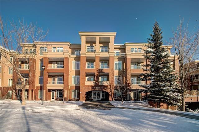 14 Hemlock Crescent SW #5105, Calgary, AB T3C 2Z1 (#C4226471) :: Redline Real Estate Group Inc
