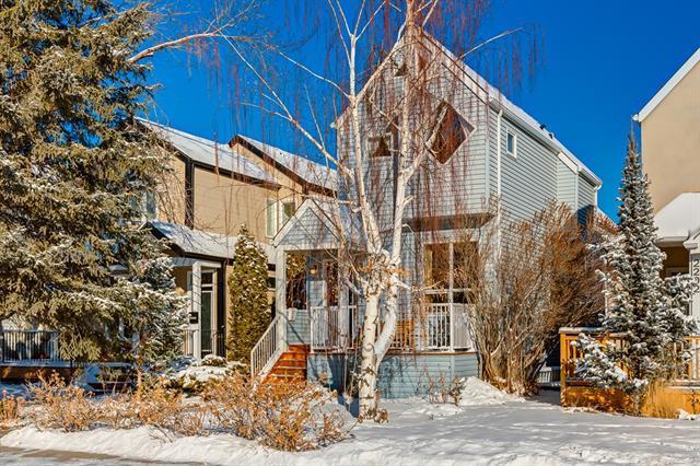 2204 2 Avenue NW, Calgary, AB T2N 0G9 (#C4226478) :: Redline Real Estate Group Inc