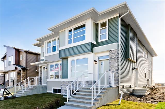 147 Cornerstone Avenue NE, Calgary, AB T3N 1G7 (#C4226479) :: Canmore & Banff