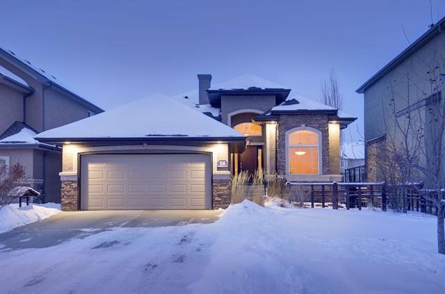 14 Tuscany Estates Crescent NW, Calgary, AB T3L 0B2 (#C4226486) :: Redline Real Estate Group Inc