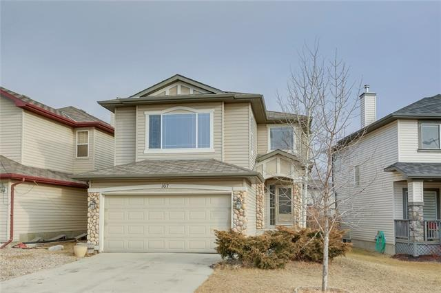 167 Tuscany Meadows Heath NW, Calgary, AB T3L 2V6 (#C4226492) :: Redline Real Estate Group Inc