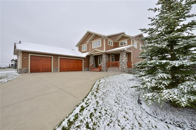 412 Montclair Place, Rural Rocky View County, AB T4C 0A8 (#C4226505) :: Redline Real Estate Group Inc