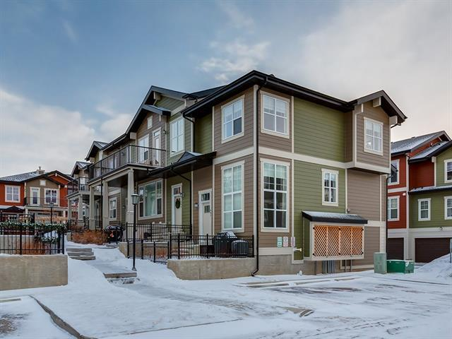 411 Cranford Walk/Walkway SE, Calgary, AB T3M 1R7 (#C4226511) :: The Cliff Stevenson Group