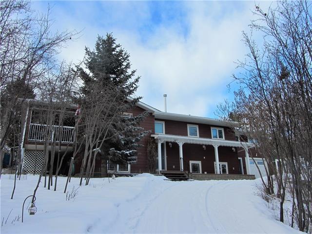 26 Macdonald Drive, Rural Stettler County, AB T0C 1G0 (#C4226518) :: Redline Real Estate Group Inc