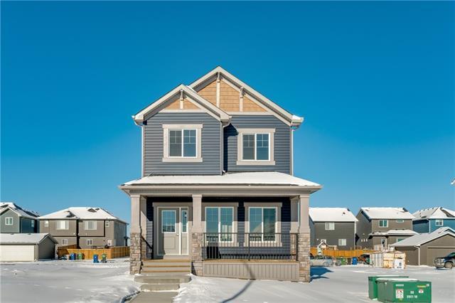 76 Willow Street, Cochrane, AB T4C 2S8 (#C4226520) :: Redline Real Estate Group Inc