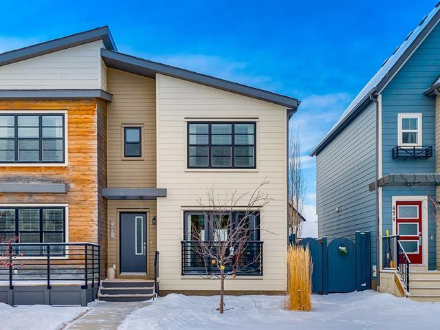 478 Walden Drive SE, Calgary, AB T2X 0T3 (#C4226532) :: Redline Real Estate Group Inc