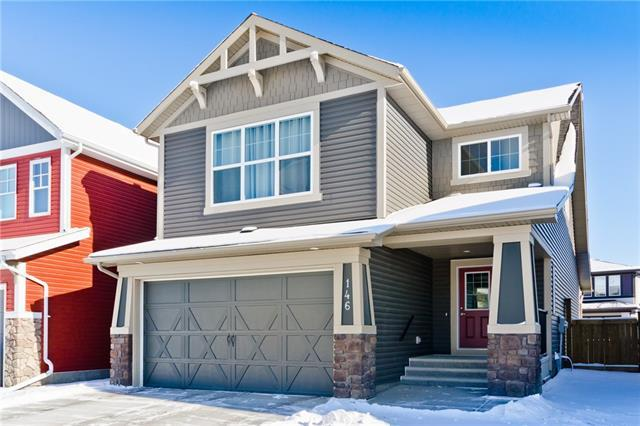 146 Reunion Landing NW, Airdrie, AB T4B 3W4 (#C4226533) :: Redline Real Estate Group Inc