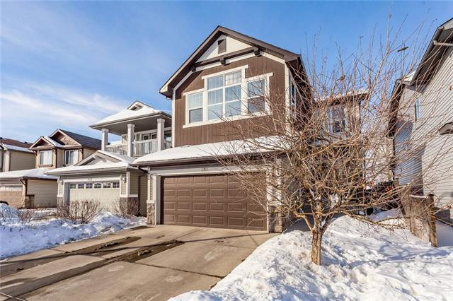 819 Auburn Bay Heights SE, Calgary, AB T3M 0A3 (#C4226540) :: The Cliff Stevenson Group