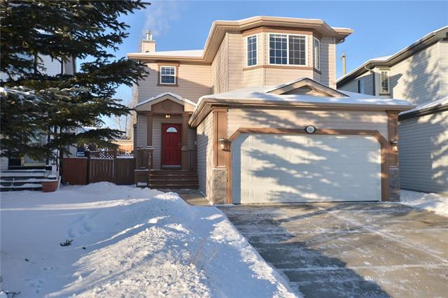 151 Harvest Creek Court NE, Calgary, AB T2K 4N9 (#C4226545) :: Redline Real Estate Group Inc