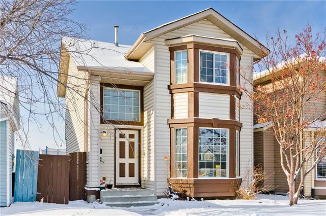 132 Martinwood Way NE, Calgary, AB T3J 3G8 (#C4226549) :: Redline Real Estate Group Inc