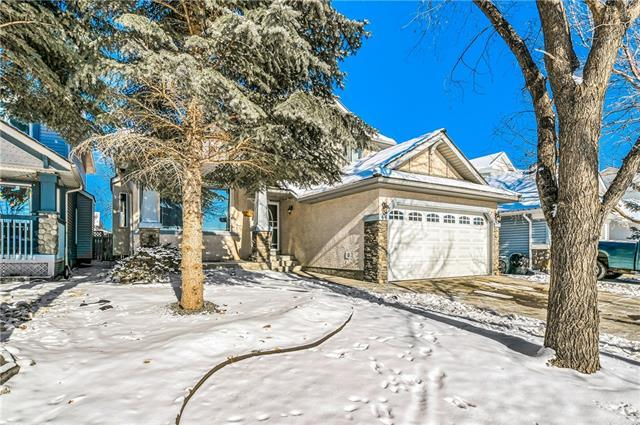 44 Chaparral Drive SE, Calgary, AB T2X 3J6 (#C4226553) :: The Cliff Stevenson Group