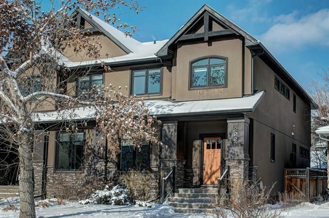 2222 6 Avenue NW, Calgary, AB T2N 0W9 (#C4226567) :: Redline Real Estate Group Inc
