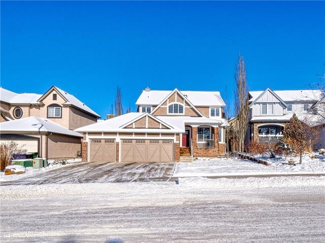 548 Tuscany Springs Boulevard NW, Calgary, AB T3L 2S4 (#C4226578) :: Calgary Homefinders