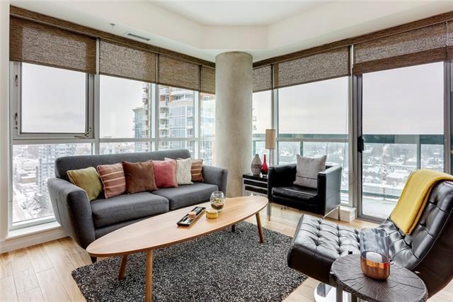 836 15 Avenue SW #2101, Calgary, AB T2R 1S2 (#C4226581) :: Redline Real Estate Group Inc