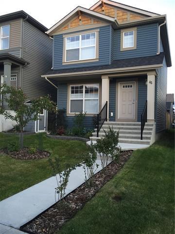 45 Evansridge Circle NW, Calgary, AB T3P 0H9 (#C4226588) :: Calgary Homefinders