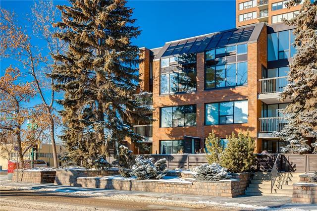 330 26 Avenue SW #107, Calgary, AB T2S 2T3 (#C4226596) :: Calgary Homefinders