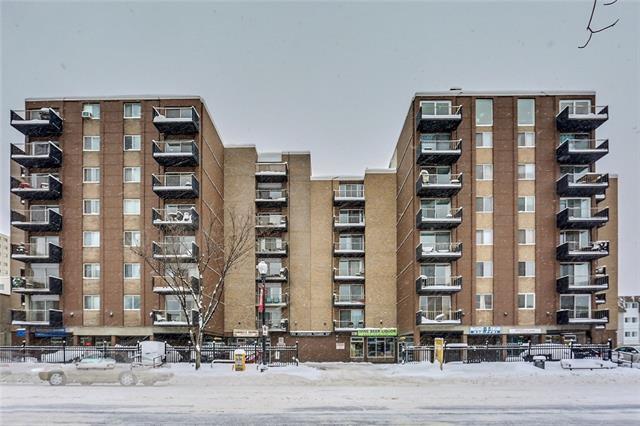 515 17 Avenue SW 4A, Calgary, AB T2S 0A9 (#C4226600) :: Calgary Homefinders